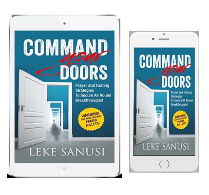 Command Your Doors